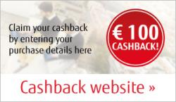 CashBack програма на Fujitsu