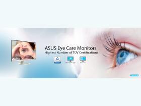 ASUS Бели Eye Care Монитори и ZenScreen Touch!