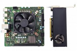 ВЕЧЕ НА СКЛАД AMD 4700S DESKTOP KIT