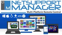 NetSupport Manager - Multi-Platform Remote Control software