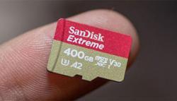Представяне на microSD картата SanDisk Extreme A2 microSD