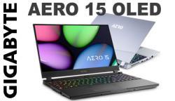 Нова серия високопроизводителни лаптопи GIGABYTE AERO