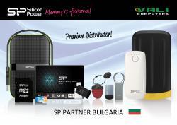 Вали Компютърс ООД вече е Premium дистрибутор на Silicon Power!