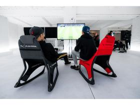 Революционен стол от Playseat в колаборация с PUMA