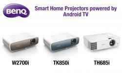 BenQ Smart Home Projectors