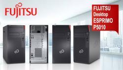 Ново поколение настолни системи Esprimo P5010 от FUJITSU
