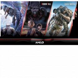 Вземи 2 игри подарък с избрани видео карти AMD!