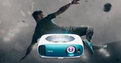 Изживей световново първенство по футбол с проекторите на BenQ