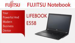 FUJITSU Notebook LIFEBOOK E558