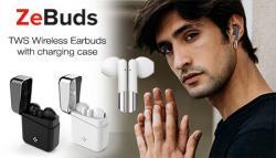 ZeBuds - Първи безжични блутут слушалки-тапи от MyKronoz