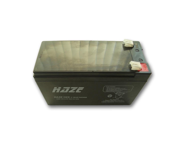 Оловна Батерия Haze (HZS12-9) 12 V / 9Ah - 151 / 65 / 94 mm AGM