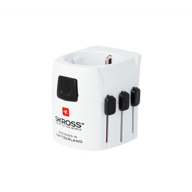 Адаптер SKROSS PRO Light 1103150- World