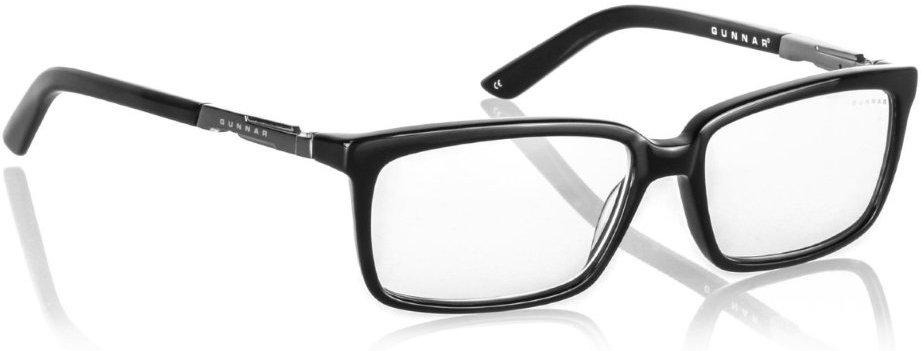 Геймърски очила GUNNAR HAUS Onyx, Crystalline, Черен