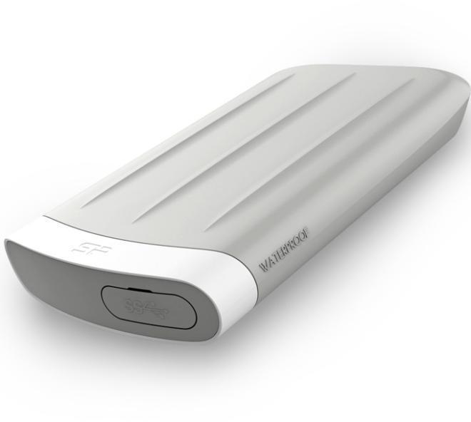 """Външен хард диск SILICON POWER Armor A65М, 2.5"""", 2TB, USB3.0, Удароустойчив"""