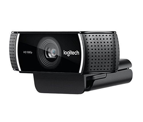 Уеб камера с микрофон LOGITECH C922 PRO STREAM v2, Full-HD, USB2.0