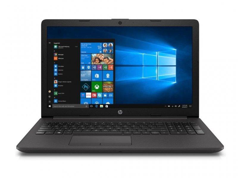 """Лаптоп HP 250 G7 (6MQ34EA), Pentium 4417U, 15.6"""" FHD, 4GB DDR4, 256 GB PCIe NVMe SSD, no OS, Черен"""