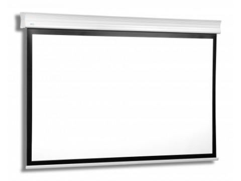 Електрически екран за стена AVERS Cumulus X 27-20 MW BB, 270 x 198, 16:10, Бял мат