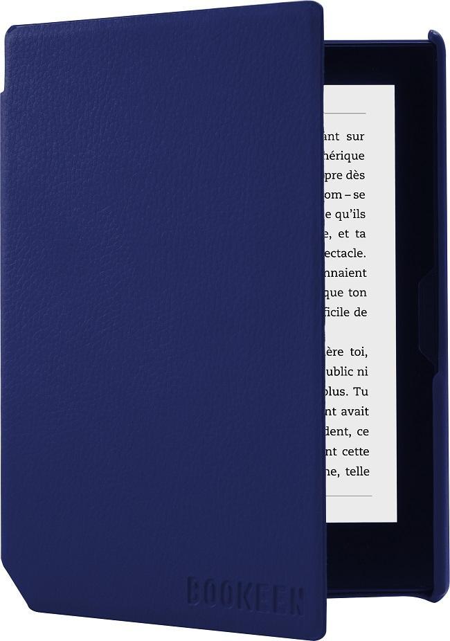Калъф BOOKEEN за eBook четец Cybook Muse, 6 inch, Син