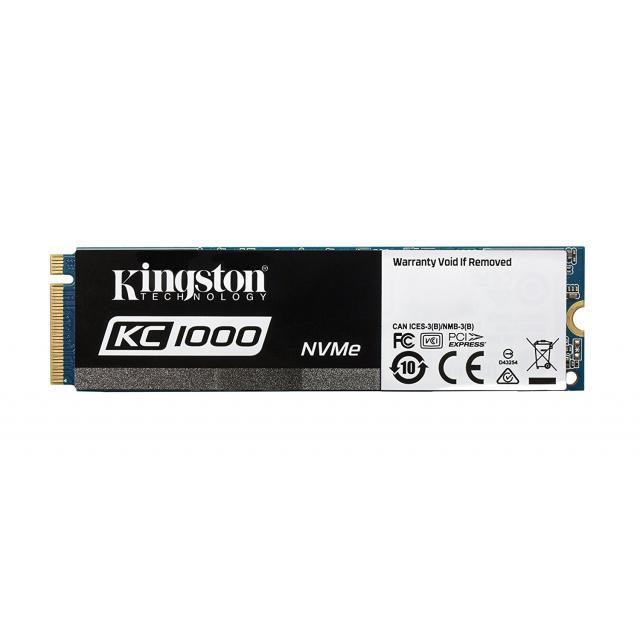 Solid State Drive (SSD) KINGSTON KC1000 M.2-2280 240GB
