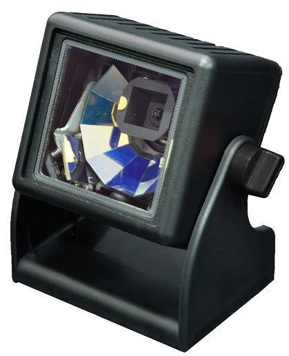 Баркод скенер BIRCH BS-360, Лазерен, 24 lines, 2000 scans/sec, Black