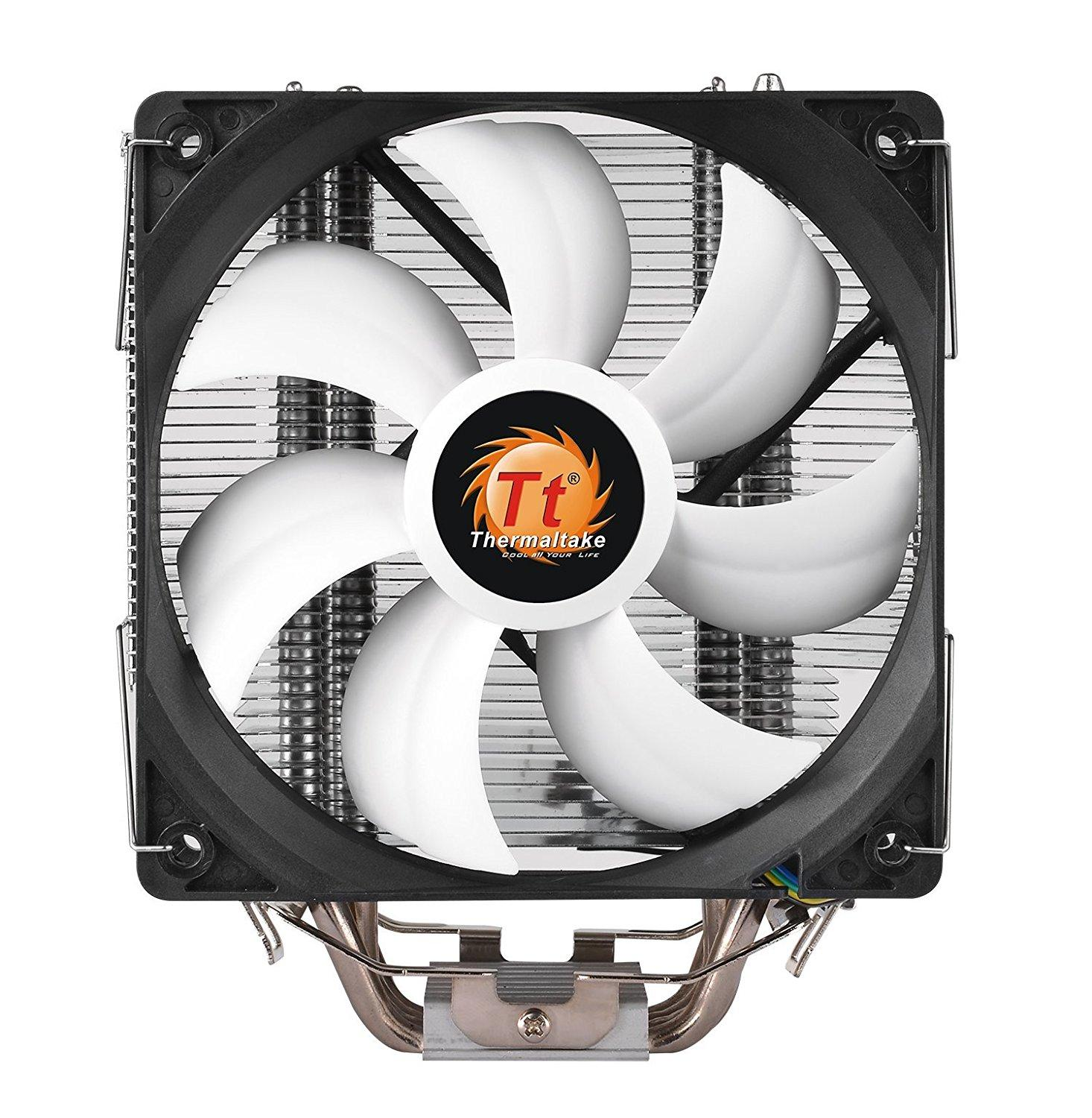 Охладител за процесор THERMALTAKE Contac Silent 12 AMD/Intel