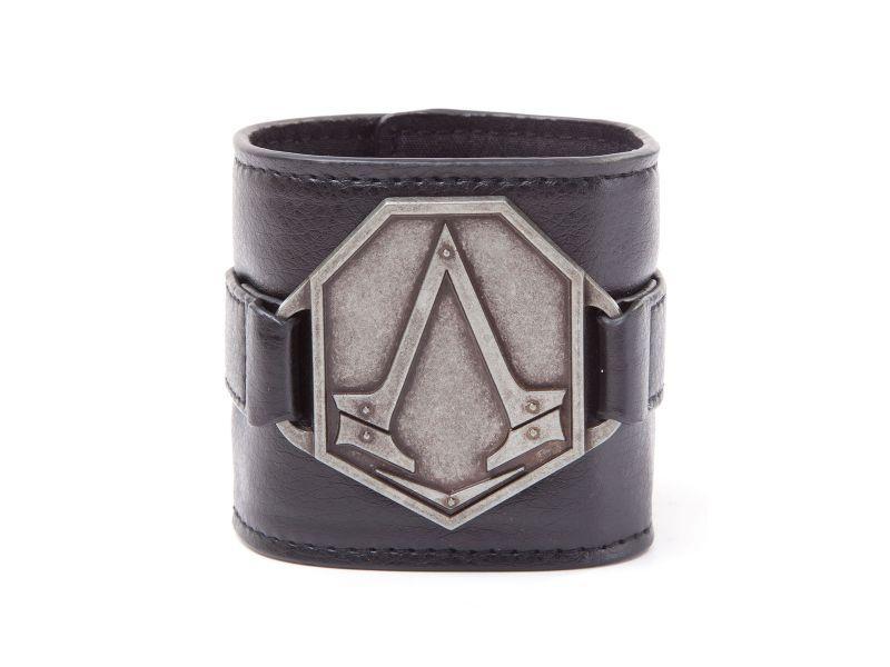 Гривна Assassin's Creed Syndicate с метално лого, Bioworld