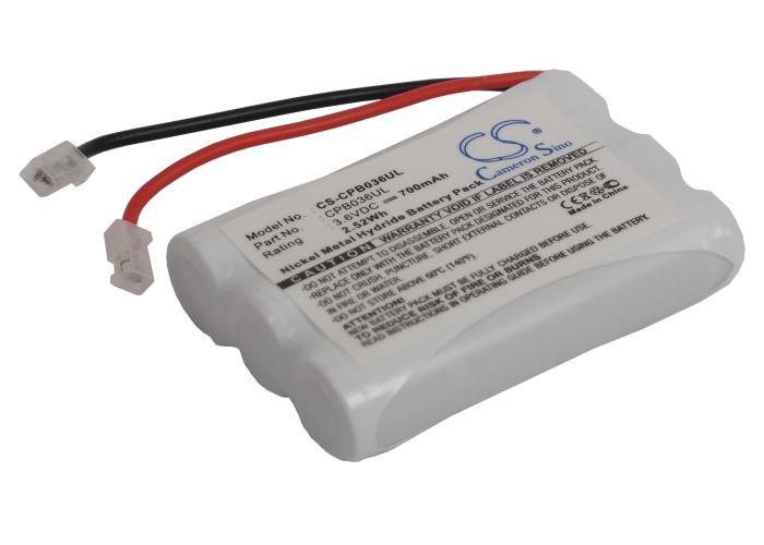 Батерия за телефон за AAA 3.6V 700mAh CAMERON SINO