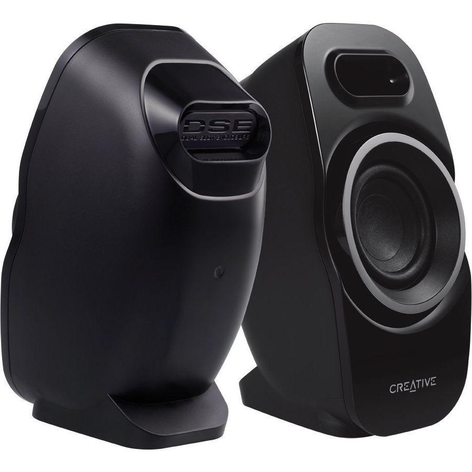 Озвучителна система Creative Inspire T3300, 2.1, 2x5.5W+16W, Черен