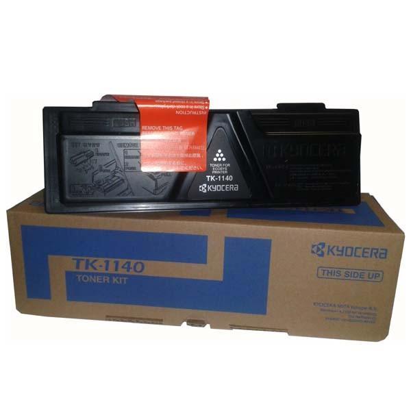 Тонер касета KYOCERA TK-1140, FS-1035MFP/DP/ FS-1135MFP/ ECOSYS M2535dn/ ECOSYS M2035dn, Черен