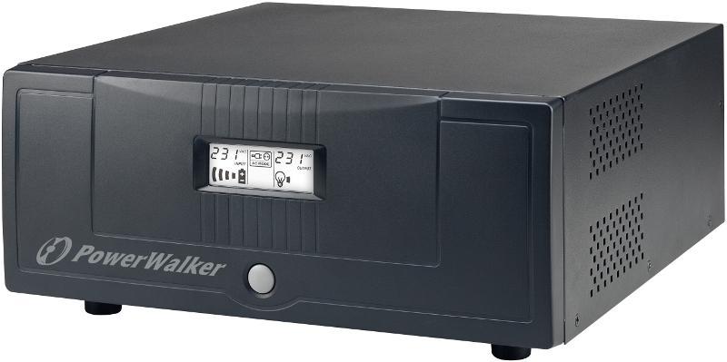 Инвертор POWERWALKER 1200 PSW, 1200VA