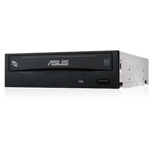 Записващо устройство ASUS DRW-24D5MT, за вграждане в компютър, SATA, черен