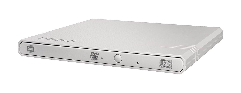 Записващо устройство LITE-ON EBAU108-21, външно, USB2.0, бял