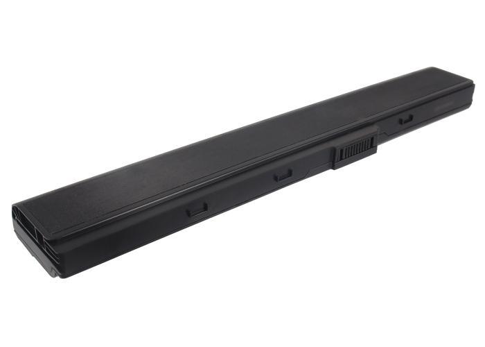 Батерия  за лаптоп ASUS A32-K52, 11.1V, 5200mAh, Черен, Cameron sino
