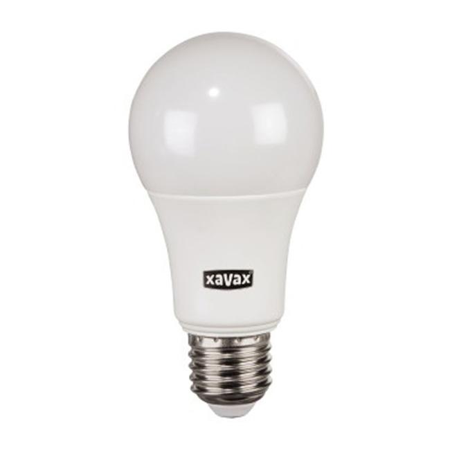 LED крушка XAVAX 112176, 8.5W, E27, A 60. 2700K, bulb