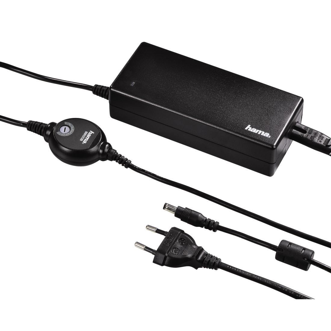 Универсално захранване за лаптоп HAMA 12120 , 15 - 24V, 90W