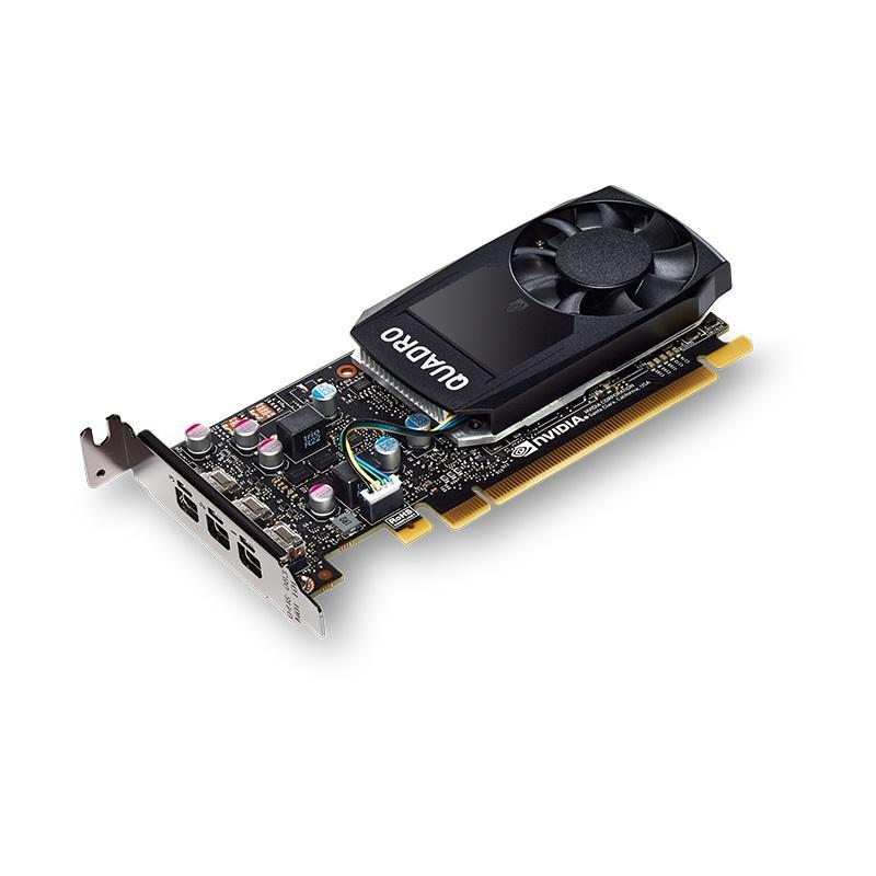 Видео карта PNY NVIDIA Quadro P400, 2GB, GDDR5, 64 bit, DisplayPort