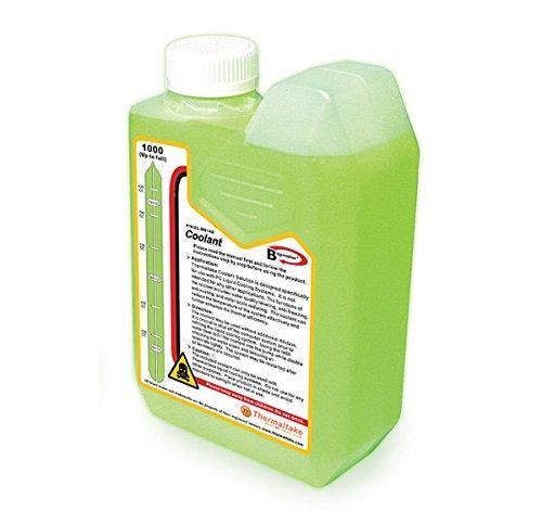 Течност за водно охлаждане Thermaltake Coolant 1000 Green 1л ., Зелена