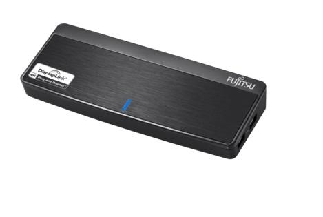 Репликатор за лаптоп Fujitsu PR8.1 USB 3.0 порт
