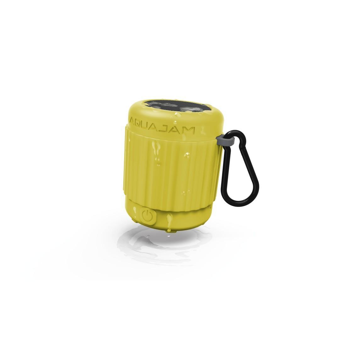 Блутут мобилна колонка HAMA Aqua Jam, Жълт