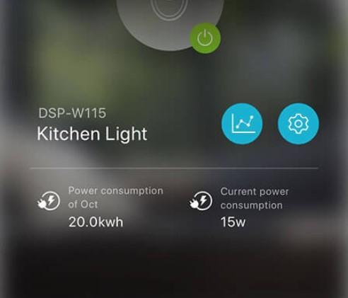 Смарт разклонител D-Link Wi-Fi Smart Power Strip DSP-W245/E