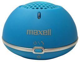 Тонколонка за мобилни устройства MAXELL MXSB BT01-10, 2W, Син