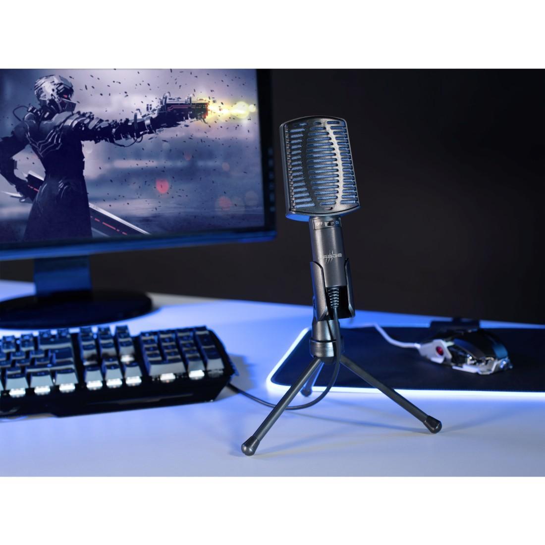 Настолен микрофон uRage MIC xStr3am Essential