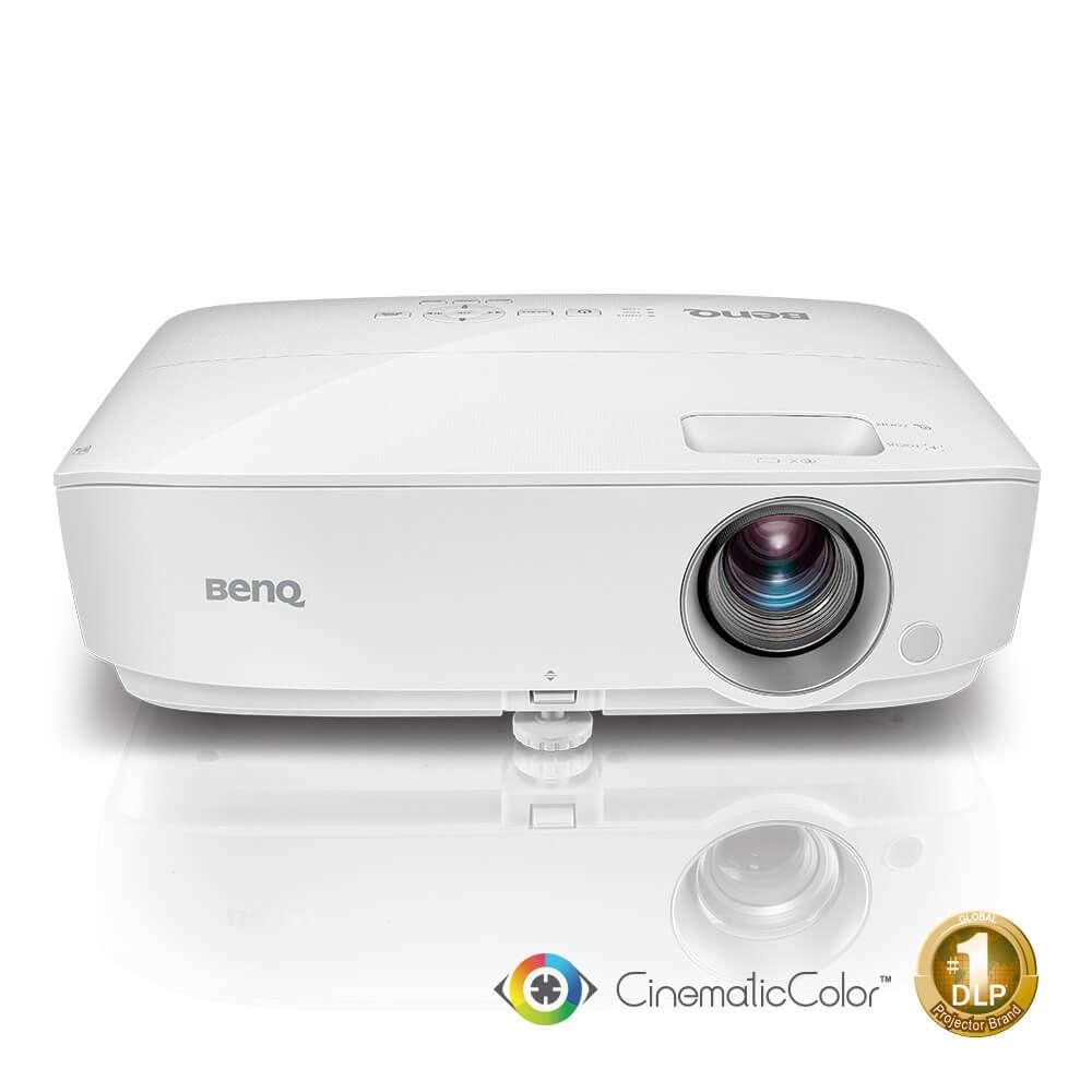 Видеопроектор BenQ W1050, DLP, 1080p, 2200 ANSI, 15 000:1, CinematicColor