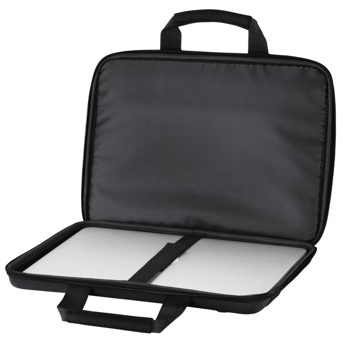 "Чанта за лаптоп HAMA Nice Life 101521, 13.3"", Черен"