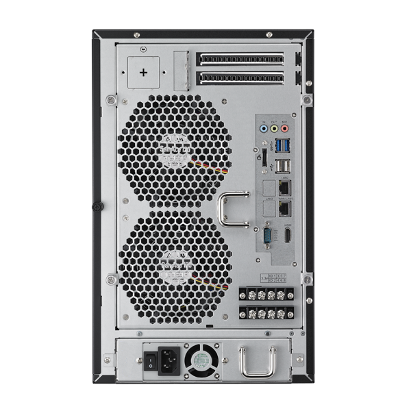Мрежов сторидж Thecus NAS N8850 Tower до 8 диска до 80TB,Intel Core i3 2120 3.3GHz, 4GB DDR3, USB2.0, USB 3.0, HDMI