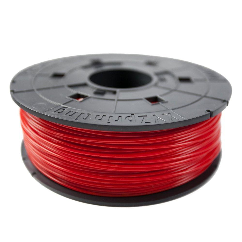 Консуматив за 3D принтер XYZprinting - ABS refil, 1.75 mm, Червен