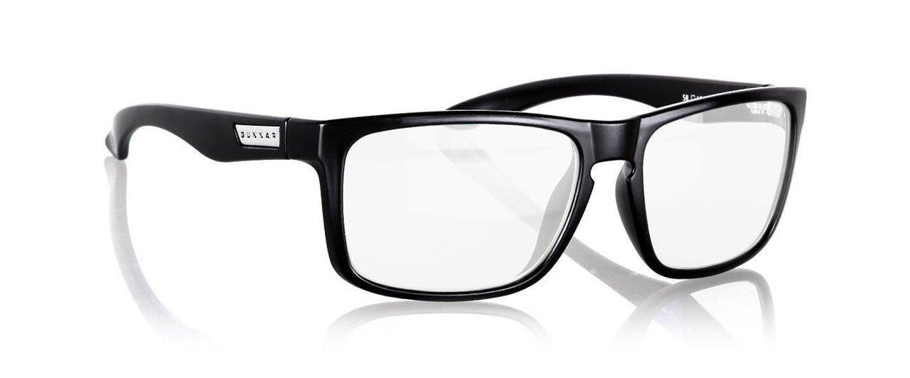 Геймърски очила GUNNAR INTERCEPT Onyx, Crystalline, Черни