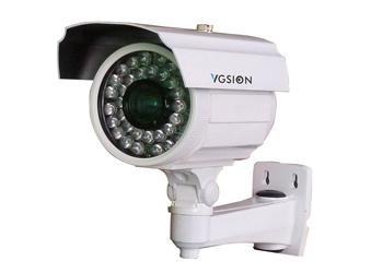 Камера за наблюдение VG HK HIGH TECH  LPR101,CMOS, 650TVL 9-22мм.lens, 36 IR leds ,подходяща за записване на автомобилни номера при кантари и други стоянки