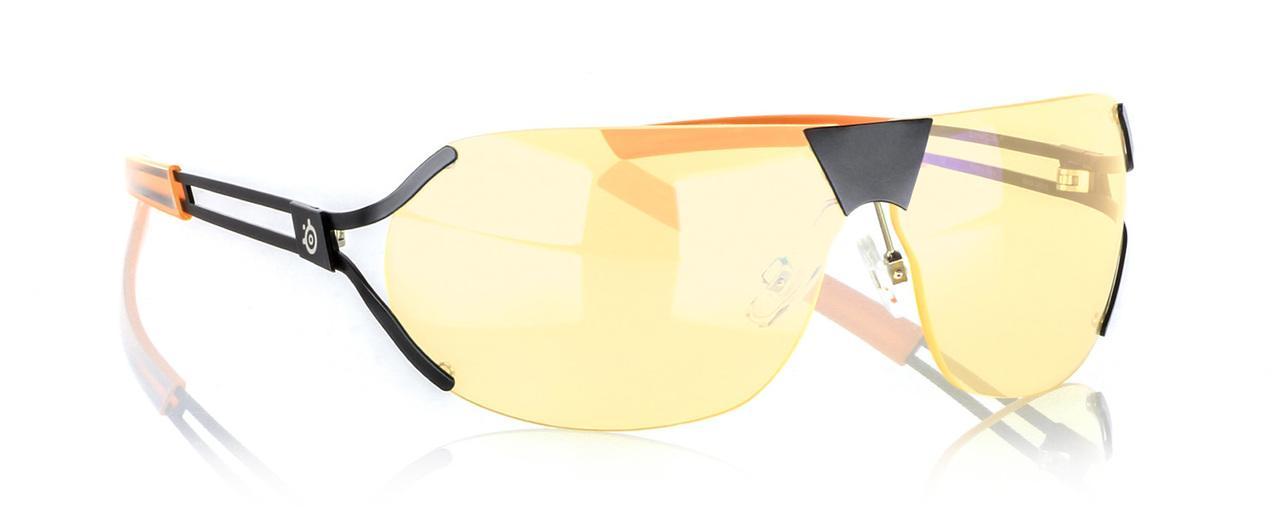 Геймърски очила GUNNAR, DESMO Onyx Orange, Amber, Оранжев