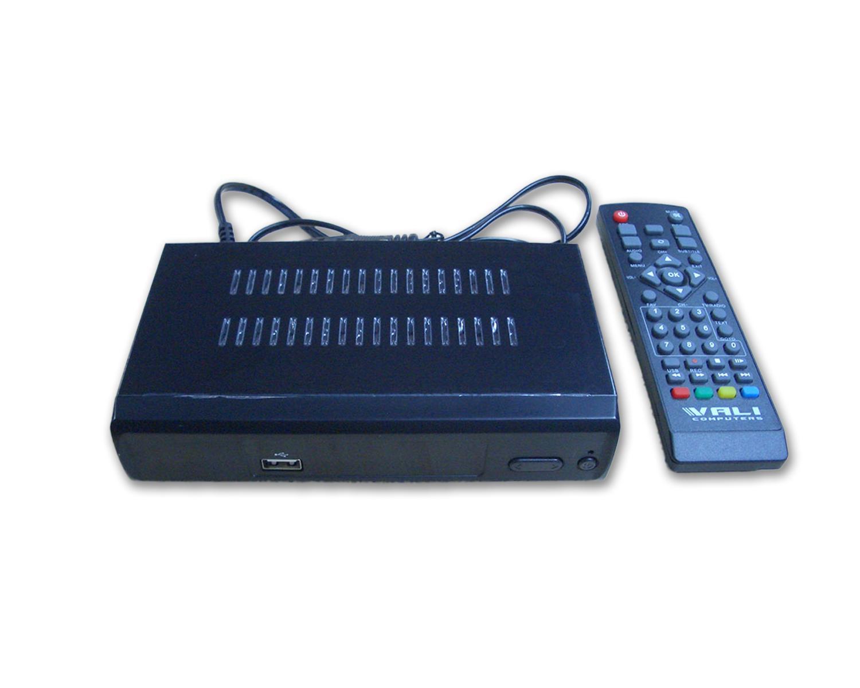 Цифров декодер NotOnlyTV ONEAUDIO DTR5110 SET TOP BOX (DVB-T2 декодер), HDMI